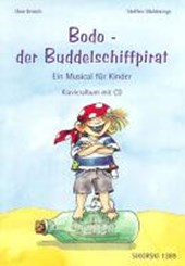 Bodo, der Buddelschiffpirat. Klavieralbum mit CD