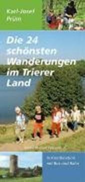 Die 24 schönsten Wanderungen im Trierer Land
