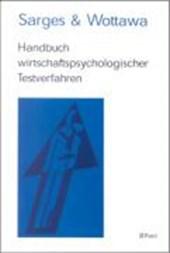 Handbuch wirtschaftspsychologischer Testverfahren