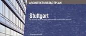 Architekturstadtplan Stuttgart