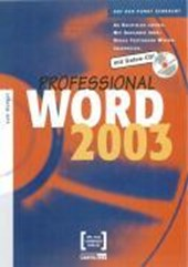 Word 2003 Professional
