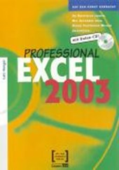 Excel 2003 Professional | Lutz Hunger |