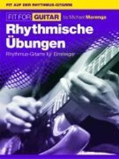 Fit For Guitar - Rhythmische Übungen