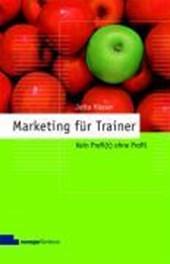 Marketing für Trainer