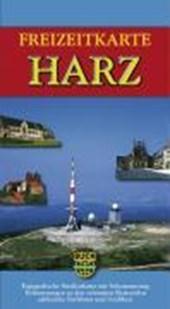 Freizeitkarte Harz 1: