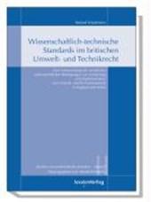 Wissenschaftlich-Technische Standards im Britischen Umwelt- und Technikrecht