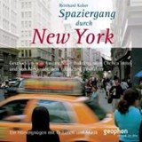 Spaziergang durch New York. CD | Reinhard Kober |