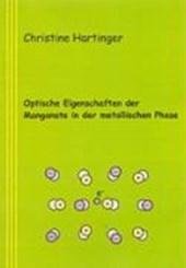 Optische Eigenschaften der Manganate in der metallischen Phase