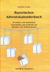 Bayerisches Adventskalenderbuch
