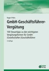 GmbH-Geschäftsführer-Vergütung