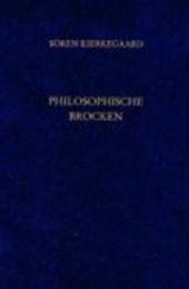 Philosophische Brocken. Gesammelte Werke und Tagebücher. 10. Abt. Bd.