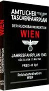 Amtlicher Taschenfahrplan der Reichsbahndirektion Wien - Jahresfahrplan