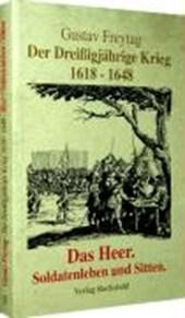 Der Dreißigjährige Krieg 1618-1648 Bd. 1. Das Heer