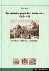 Das schönburgische Amt Hartenstein 1702 -