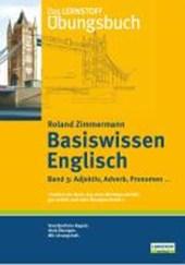 Basiswissen Englisch 3. Adjektiv, Adverb, Pronomen...