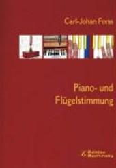 Piano- und Flügelstimmung