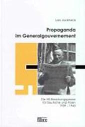 Propaganda im Generalgouvernement
