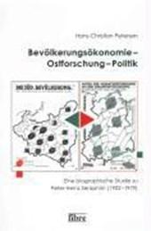 Bevölkerungsökonomie - Ostforschung - Politik