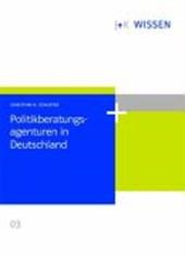 Politikberatungsagenturen in Deutschland