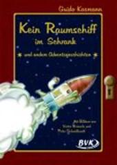 Kein Raumschiff im Schrank - und andere Adventsgeschichten