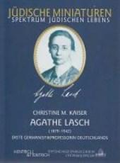Agathe Lasch