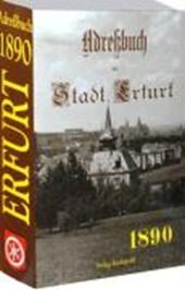 Adreßbuch der Stadt Erfurt