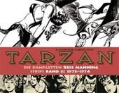 Tarzan: Die kompletten Russ Manning Strips / Band 6 1972 -
