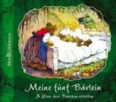 HörBilderbuch Meine fünf Bärlein