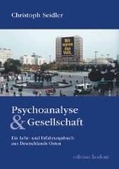 Psychoanalyse und Gesellschaft