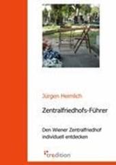 Zentralfriedhofs-Führer