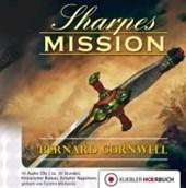 Cornwell, B: Richard Sharpe 7/Sharpes Mission/9 CDs