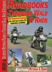M&R Roadbooks: Thüringer Wald & Rhön