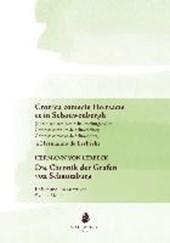 Cronica comecie Holtsacie et in Schouwenberg a Hermanno de Lerbecke