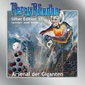 Perry Rhodan Silber Edition 37 - Arsenal der Giganten