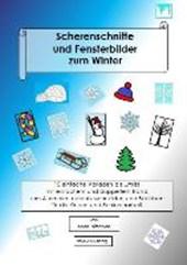 Scherenschnitte und Fensterbilder zum Winter