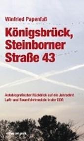 Königsbrück, Steinborner Straße