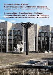 Denkmal - Bau - Kultur/Conservation - Construction - Culture