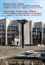 Denkmal - Bau - Kultur/Conservation - Construction - Culture |  |