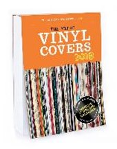 The Art of Vinyl Covers 2018 Calendar