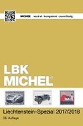 LBK MICHEL Liechtenstein Spezial