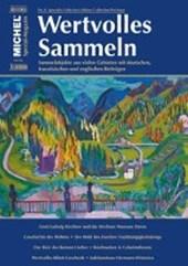MICHEL Magazin Wertvolles Sammeln - Heft