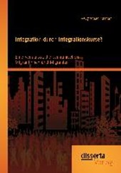 Integration durch Integrationskurse? Eine Verlaufsstudie bei iranischen Migrantinnen und Migranten
