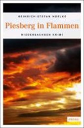Piesberg in Flammen