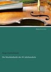 Die Musikästhetik des 18. Jahrhunderts