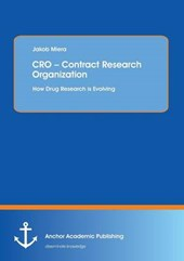 CRO - Contract Research Organization: How Drug Research is Evolving