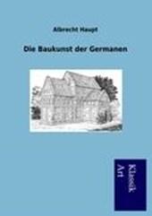 Die Baukunst der Germanen