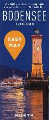 EASY MAP Bodensee 1:80.000 | auteur onbekend |