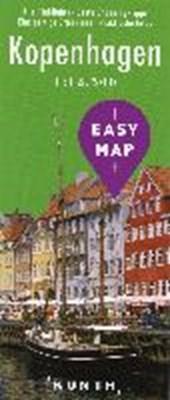 EASY MAP Kopenhagen 1:12.500
