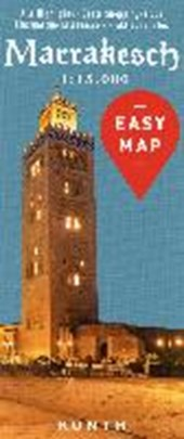 EASY MAP Marrakesch 1:15.000 |  |