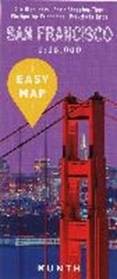 EASY MAP San Francisco mit Highway 1. 1:15.000